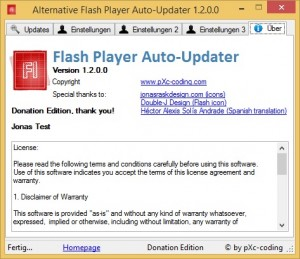 Alternative-Flash-Player-Auto-Updater-1.2.0.0-Donation-Edition-DE-2